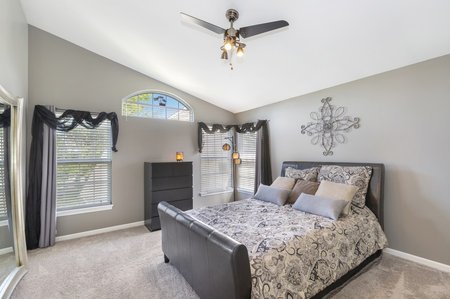 Real Estate Photography - 1775 Nashville Ln, Crystal Lake, IL, 60014 - Master Bedroom