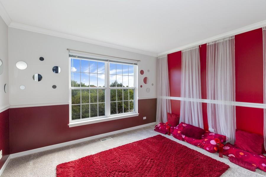 Real Estate Photography - 1775 Nashville Ln, Crystal Lake, IL, 60014 - 2nd Bedroom