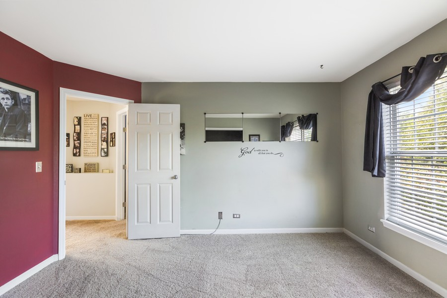Real Estate Photography - 1775 Nashville Ln, Crystal Lake, IL, 60014 - 3rd Bedroom
