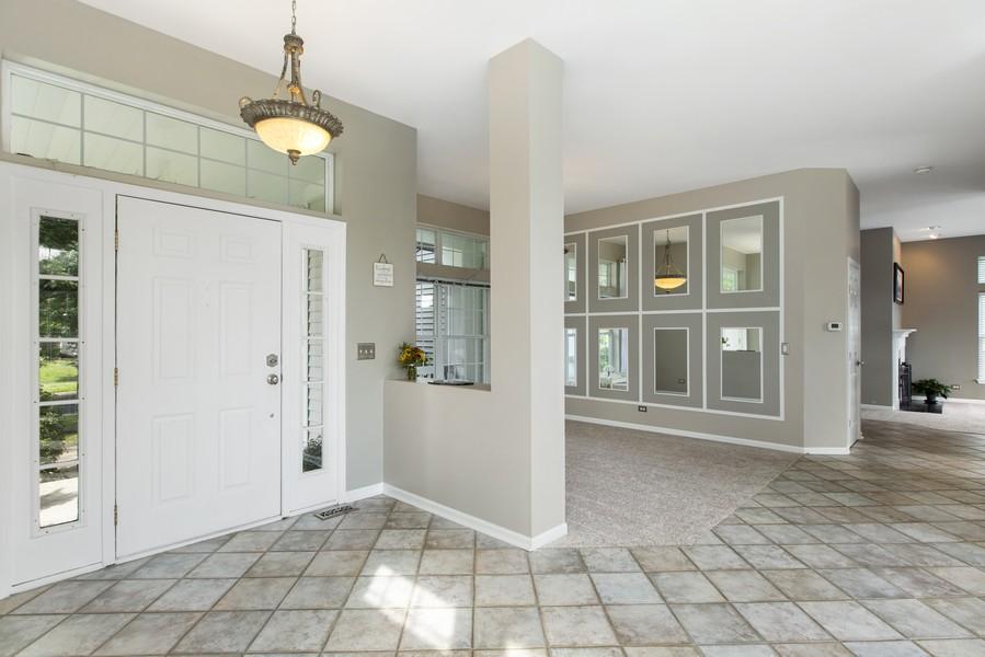 Real Estate Photography - 1775 Nashville Ln, Crystal Lake, IL, 60014 - Foyer