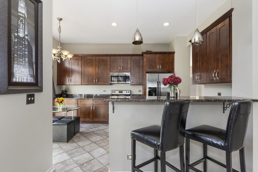 Real Estate Photography - 1775 Nashville Ln, Crystal Lake, IL, 60014 - Breakfast Area