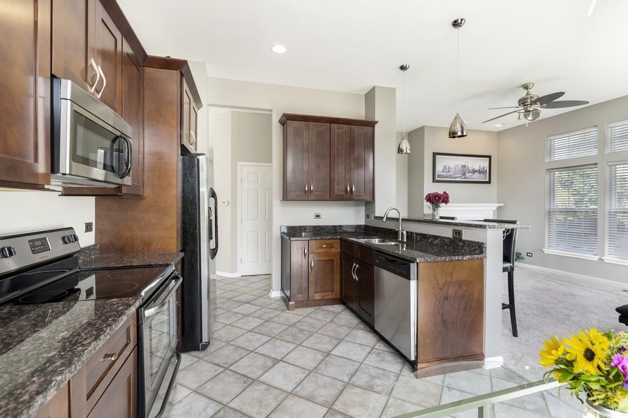 Real Estate Photography - 1775 Nashville Ln, Crystal Lake, IL, 60014 - Kitchen