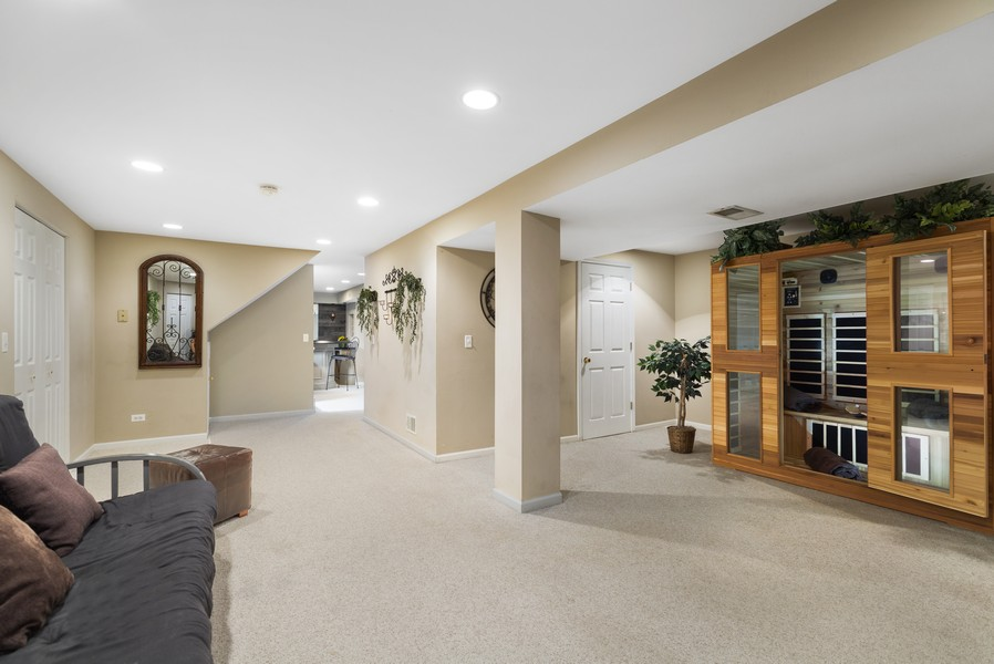 Real Estate Photography - 1775 Nashville Ln, Crystal Lake, IL, 60014 - Play / Recreational Room
