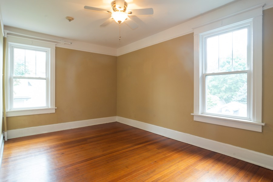 Real Estate Photography - 308 West Main St, Barrington, IL, 60010 - 3rd Bedroom