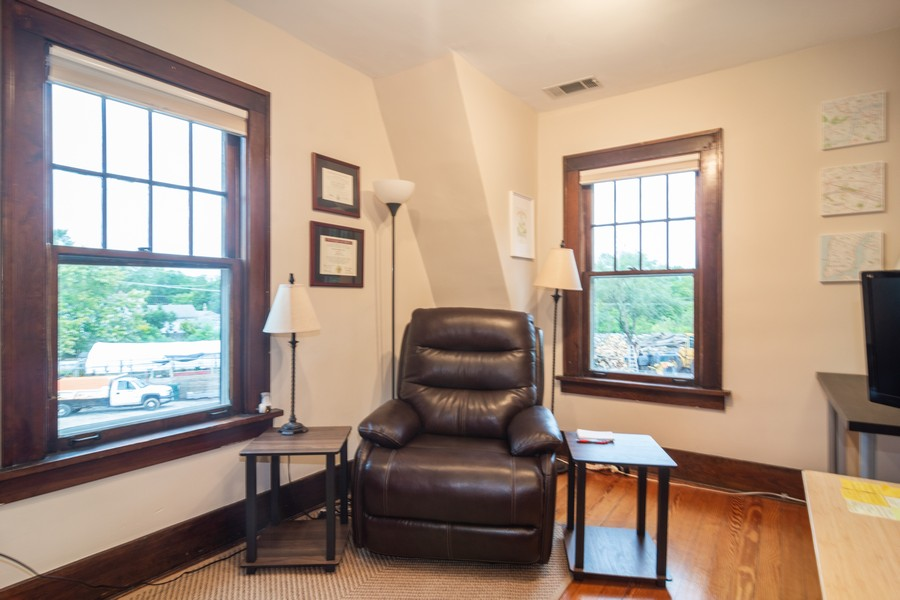 Real Estate Photography - 334 West Main St, Barrington, IL, 60010 - 2nd Bedroom