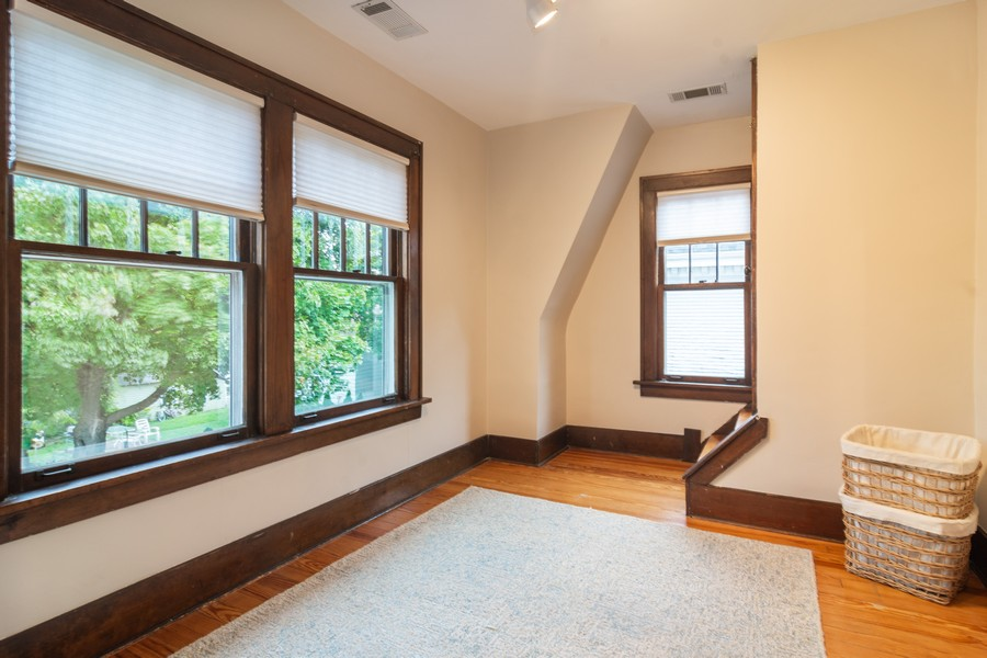 Real Estate Photography - 334 West Main St, Barrington, IL, 60010 - Bedroom