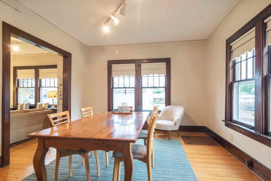 Real Estate Photography - 334 West Main St, Barrington, IL, 60010 - Dining Room