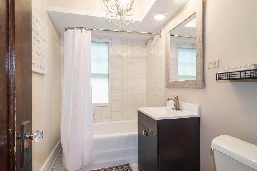 Real Estate Photography - 334 West Main St, Barrington, IL, 60010 - Bathroom