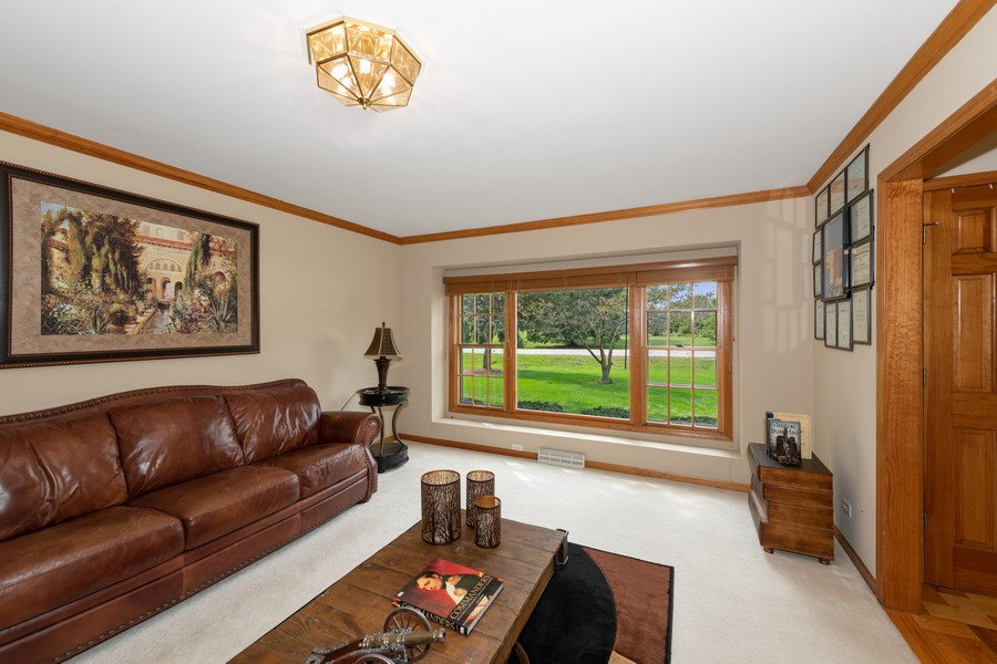Real Estate Photography - 9S215 Chandelle Dr, Naperville, IL, 60564 - Living Room