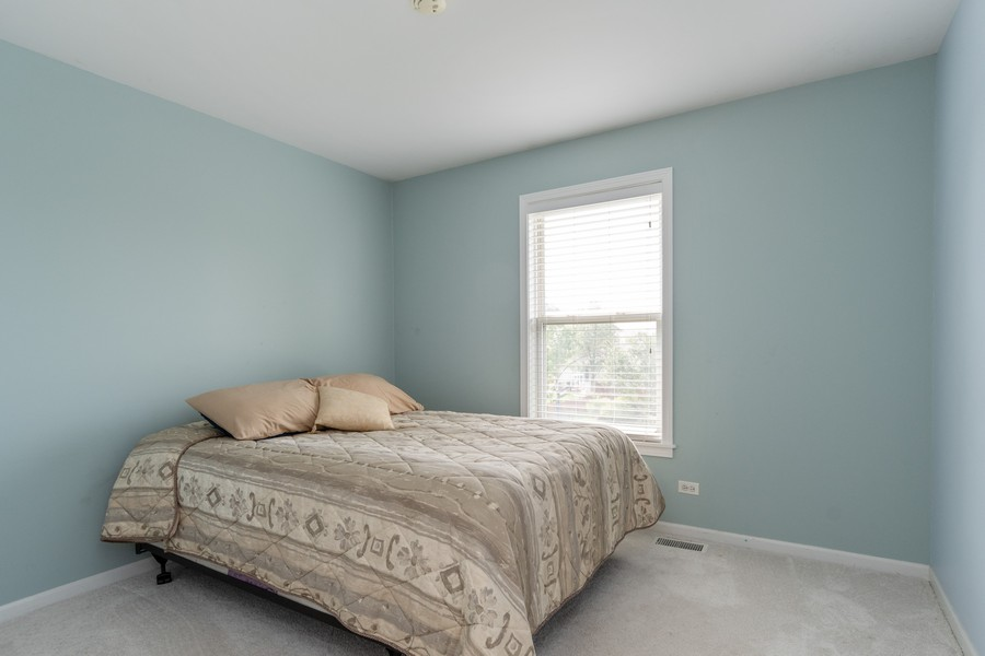 Real Estate Photography - 924 Asbury Dr, Aurora, IL, 60502 - 2nd Bedroom