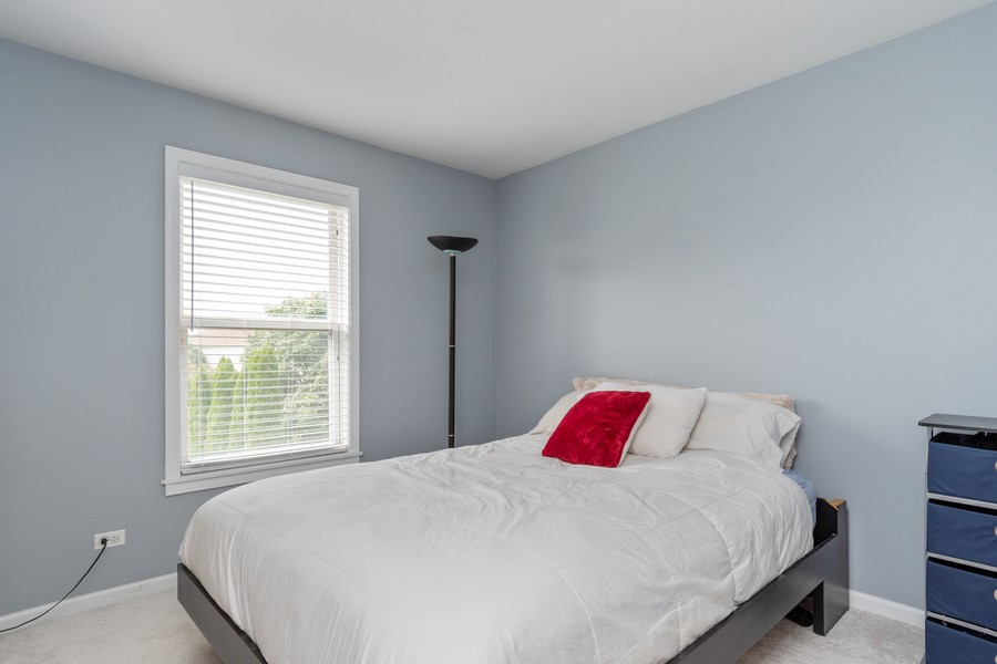 Real Estate Photography - 924 Asbury Dr, Aurora, IL, 60502 - 3rd Bedroom