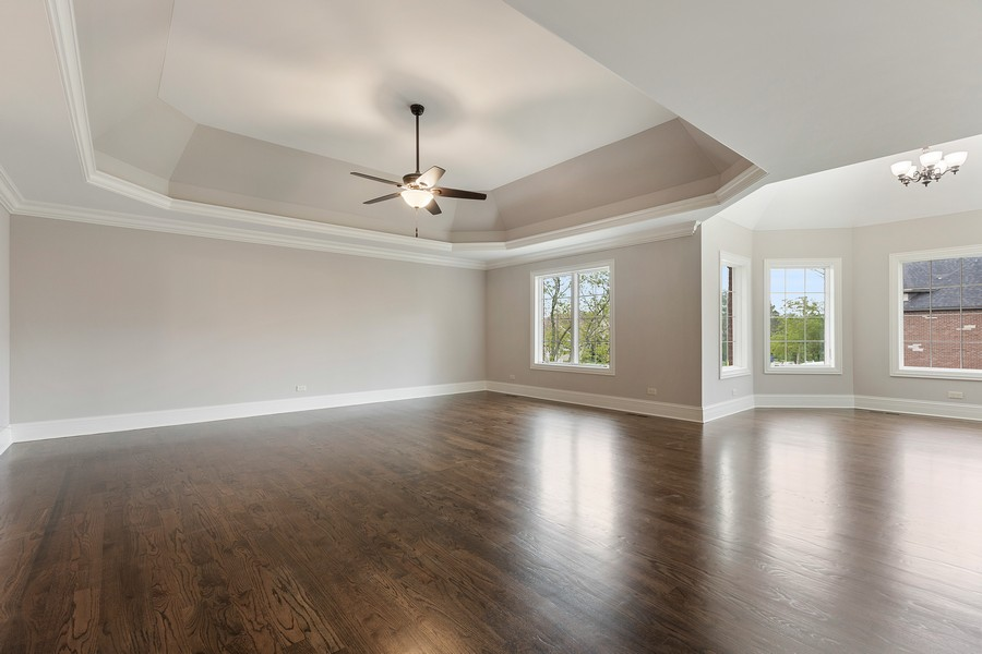 Real Estate Photography - 520 West 39Th St, Downers Grove, IL, 60515 - Master Bedroom