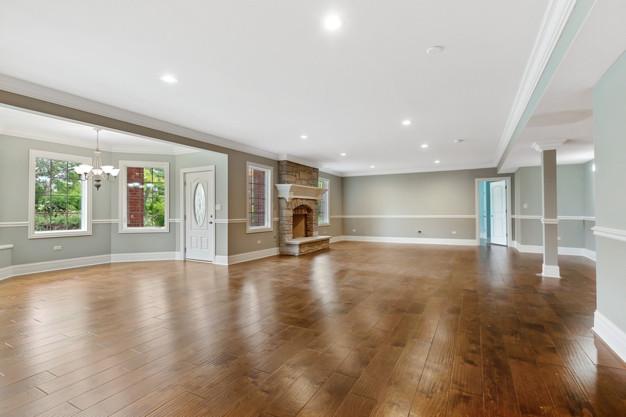 Real Estate Photography - 520 West 39Th St, Downers Grove, IL, 60515 - Basement