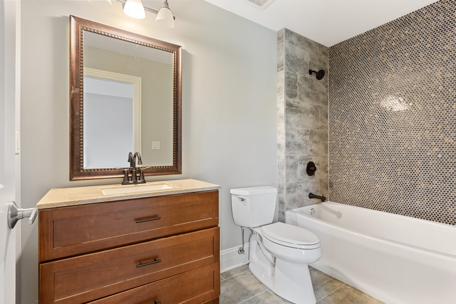Real Estate Photography - 520 West 39Th St, Downers Grove, IL, 60515 - Basement Bathroom