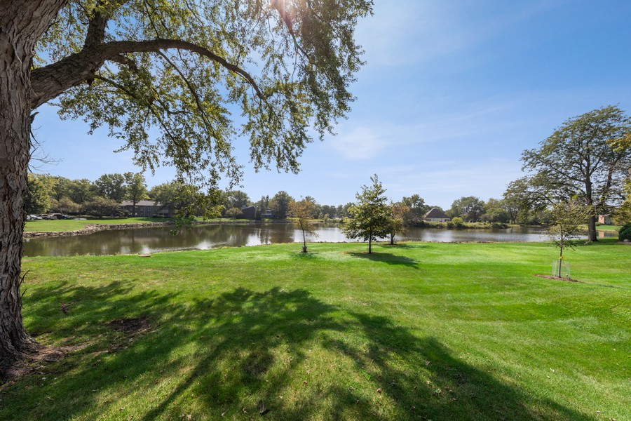 Real Estate Photography - 1470 Stonebridge Trl, 2-3, Wheaton, IL, 60189 - View