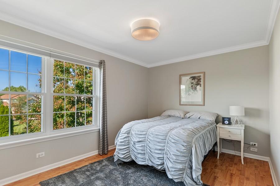 Real Estate Photography - 18601 West Meander Dr, Grayslake, IL, 60030 - 2nd Bedroom