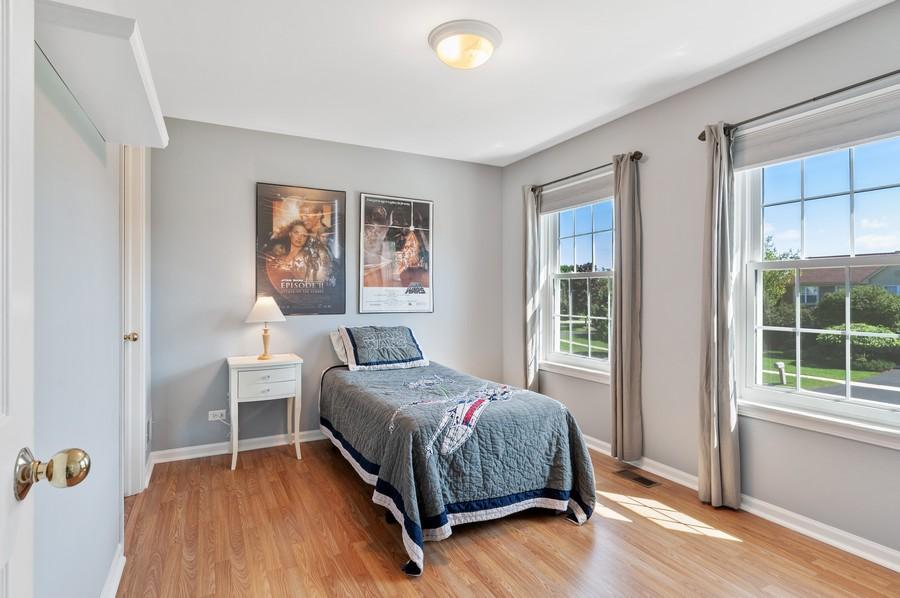 Real Estate Photography - 18601 West Meander Dr, Grayslake, IL, 60030 - 3rd Bedroom