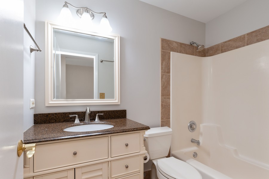 Real Estate Photography - 772 Highview Ct, Antioch, IL, 60002 - Bathroom