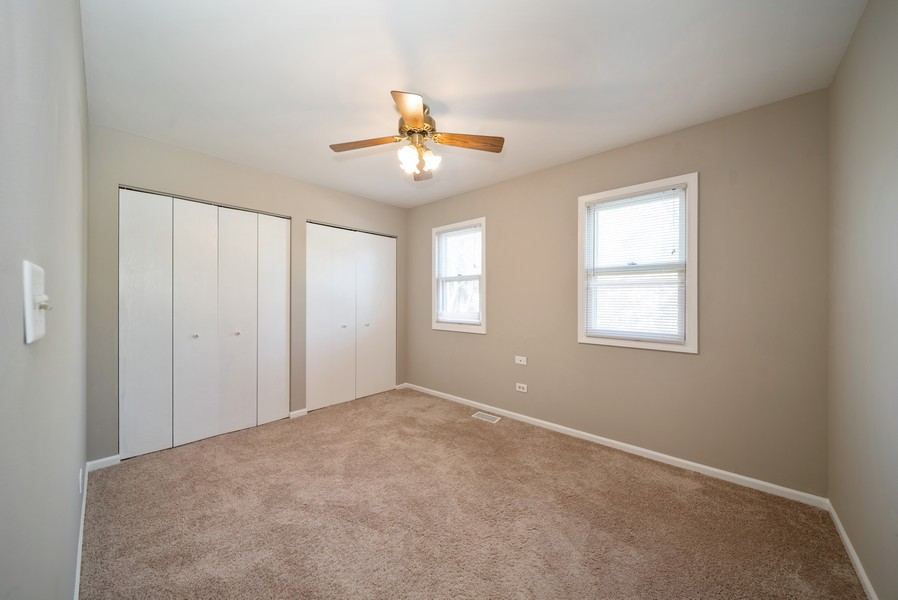 Real Estate Photography - 1399 Loch Lomond Dr, Crystal Lake, IL, 60014 - 2nd Bedroom