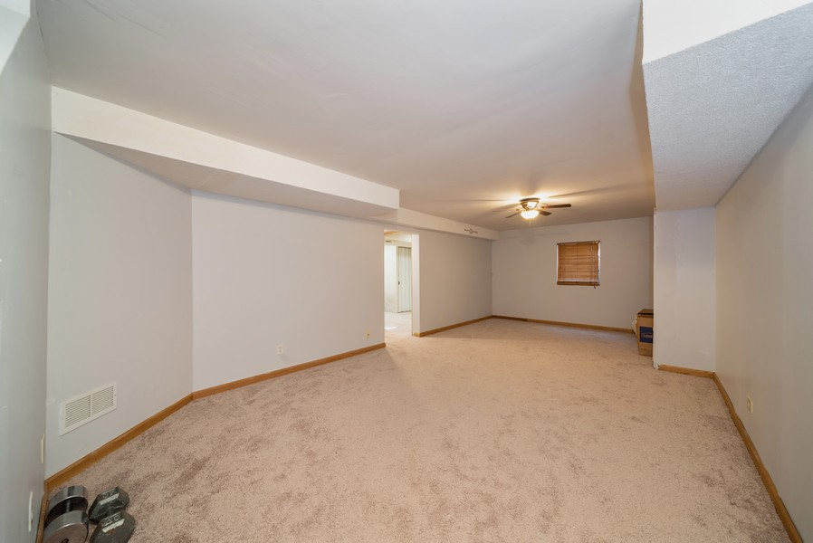 Real Estate Photography - 1399 Loch Lomond Dr, Crystal Lake, IL, 60014 - Lower Level