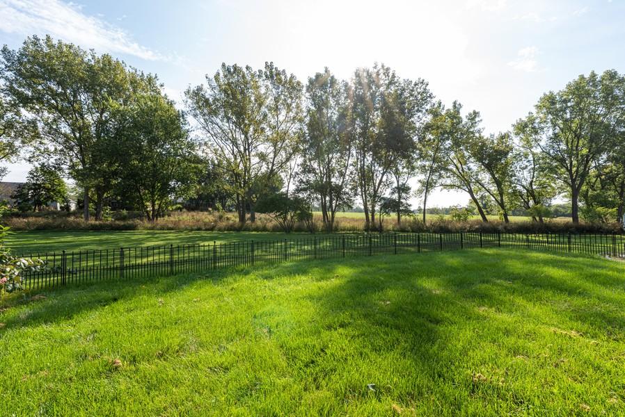 Real Estate Photography - 1399 Loch Lomond Dr, Crystal Lake, IL, 60014 - Back Yard