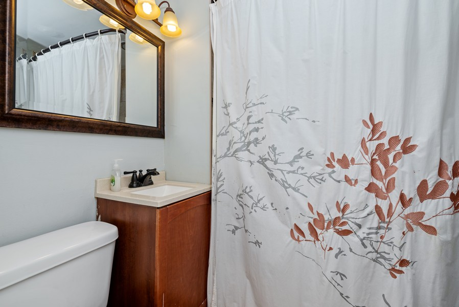 Real Estate Photography - 1151 West Waveland Ave, Chicago, IL, 60613 - 3rd Bathroom