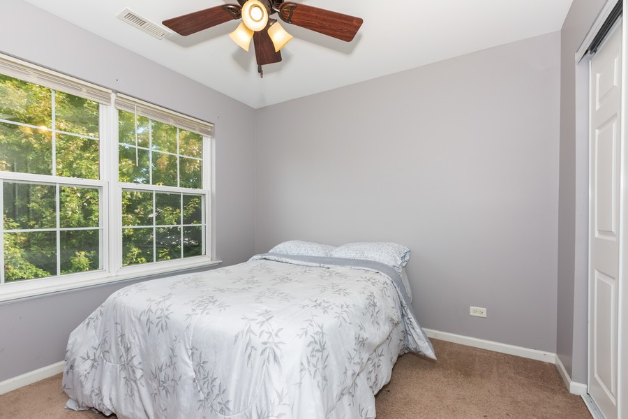 Real Estate Photography - 16511 Lanfear Dr, Lockport, IL, 60441 - Bedroom