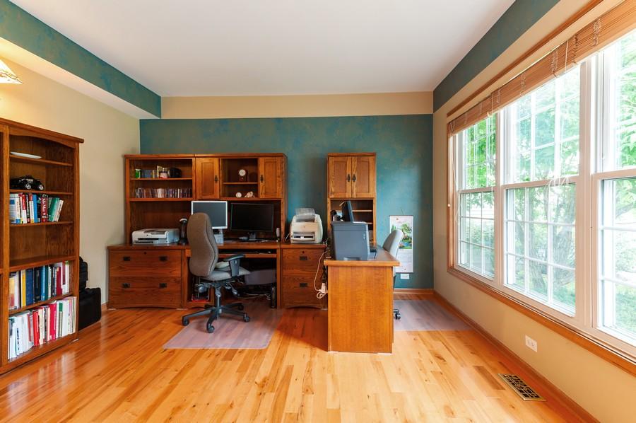 Real Estate Photography - 829 Tylerton Cir, Grayslake, IL, 60030 - Office