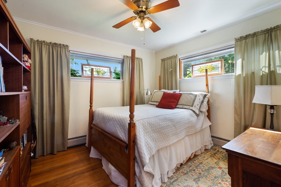 Real Estate Photography - 756 South Summit St, Barrington, IL, 60010 - Master Bedroom