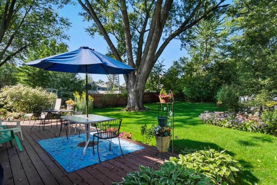 Real Estate Photography - 756 South Summit St, Barrington, IL, 60010 - Back Yard