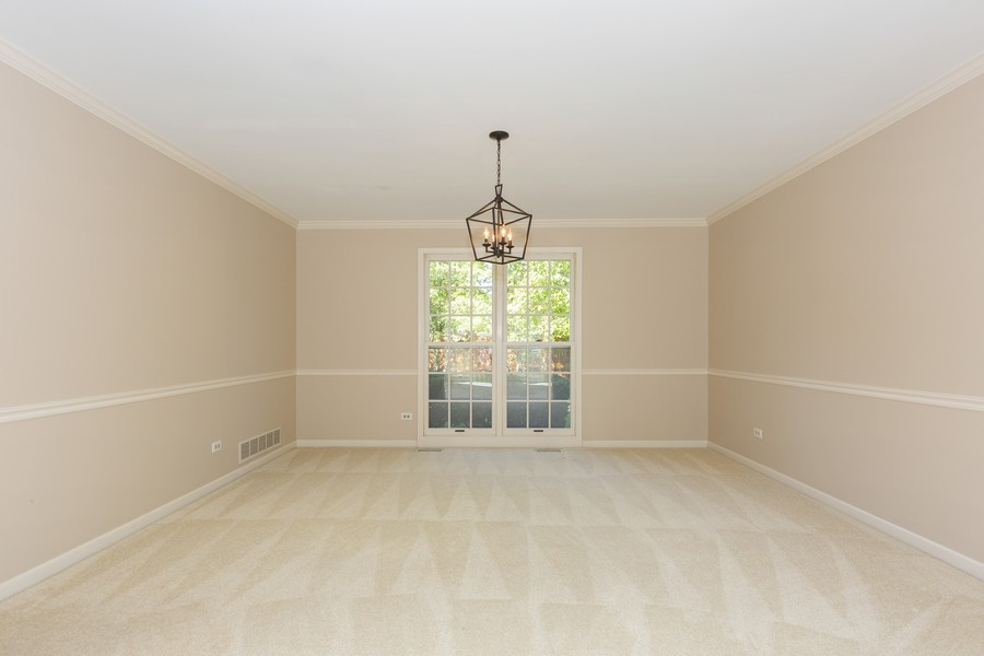 Real Estate Photography - 3011 Bennett Dr, Naperville, IL, 60564 - Dining Room