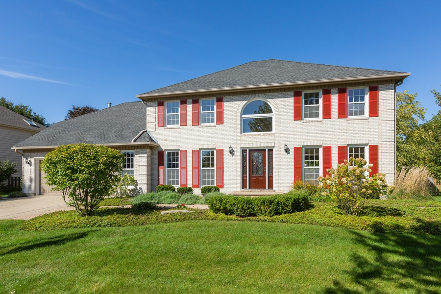 Real Estate Photography - 3011 Bennett Dr, Naperville, IL, 60564 - Front View