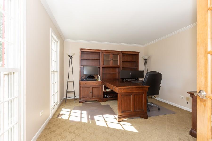 Real Estate Photography - 3011 Bennett Dr, Naperville, IL, 60564 - Den
