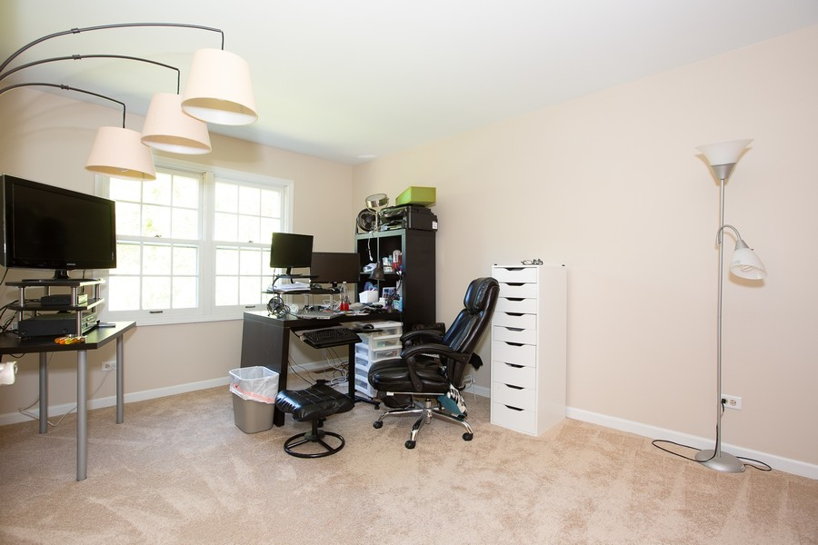 Real Estate Photography - 3011 Bennett Dr, Naperville, IL, 60564 - Bedroom