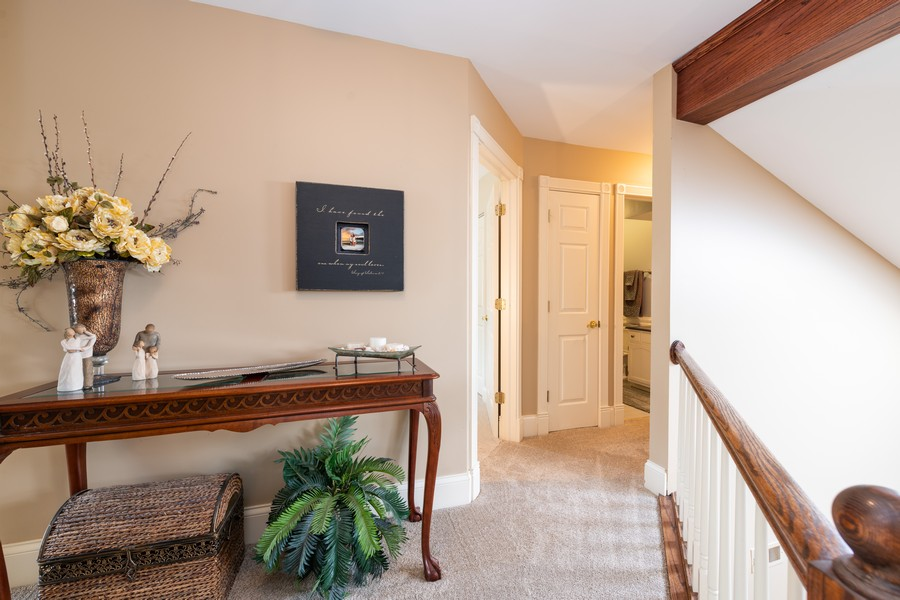 Real Estate Photography - 1219 Gulfstream Pkwy, Libertyville, IL, 60048 - 2nd Level