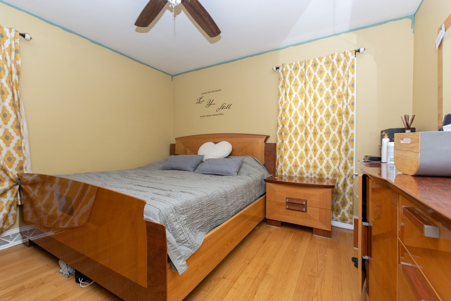 Real Estate Photography - 4347 West 108Th Pl, Oak Lawn, IL, 60453 - Master Bedroom