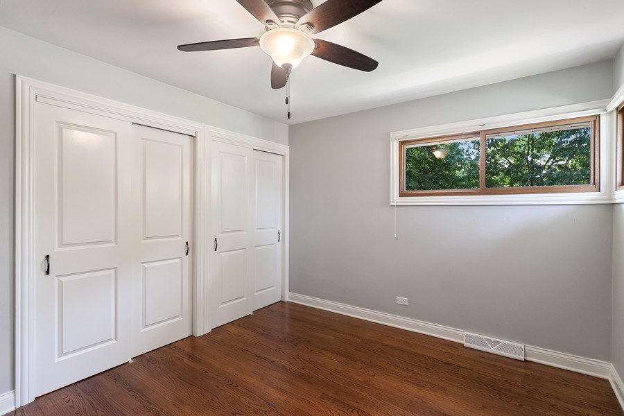 Real Estate Photography - 425 Aurora Way, Wheaton, IL, 60187 - Master Bedroom