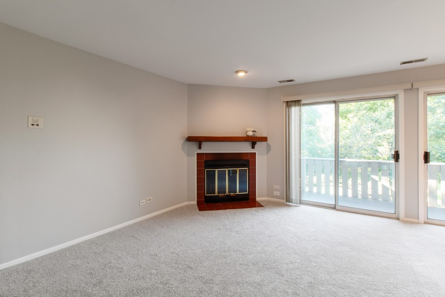 Real Estate Photography - 722 Deer Run Dr, Palatine, IL, 60067 - Living Room