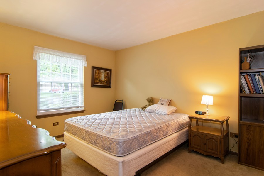 Real Estate Photography - 698 Greenfield Ct, C1, Bartlett, IL, 60103 - Master Bedroom