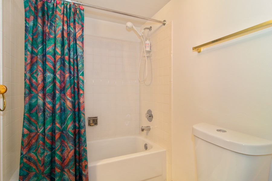 Real Estate Photography - 698 Greenfield Ct, C1, Bartlett, IL, 60103 - Bathroom