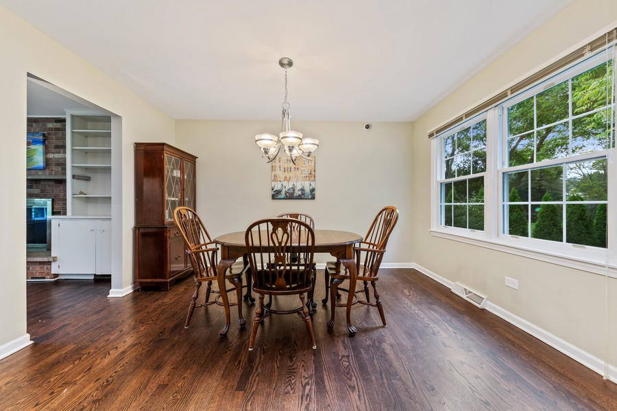 Real Estate Photography - 2S052 Big Horn Dr, Wheaton, IL, 60189 - Dining Room