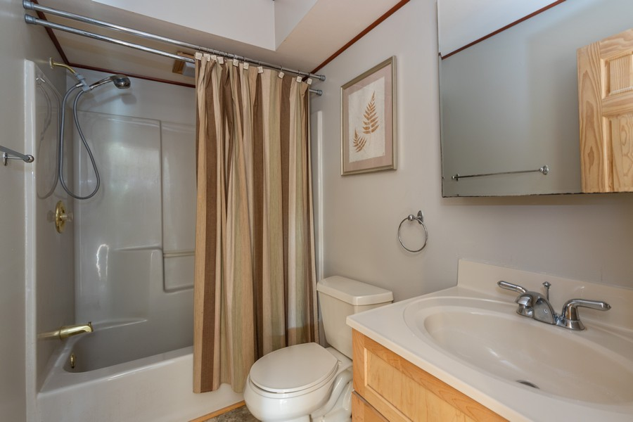 Real Estate Photography - 226 Kenwood Dr, Round Lake Park, IL, 60073 - Bathroom