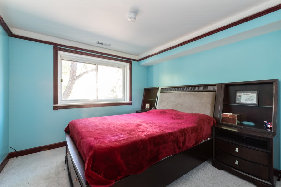 Real Estate Photography - 205 Ridge Rd, 204, Wilmette, IL, 60091 - 2nd Bedroom
