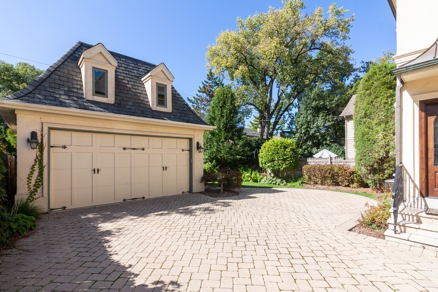 Real Estate Photography - 320 Justina St, Hinsdale, IL, 60521 - Garage