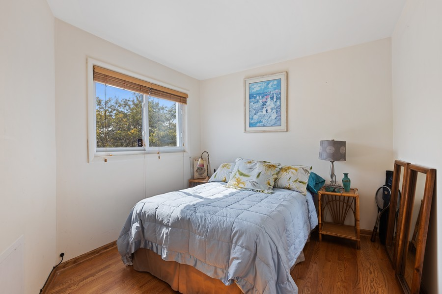 Real Estate Photography - 2202 North Halsted St, Chicago, IL, 60614 - Bedroom