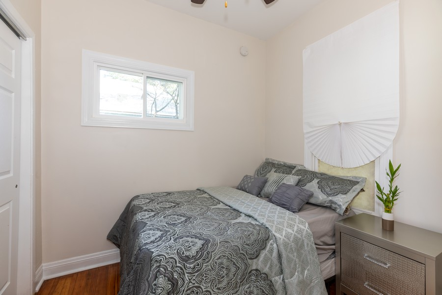 Real Estate Photography - 15724 Lathrop Ave, Harvey, IL, 60426 - 2nd Bedroom