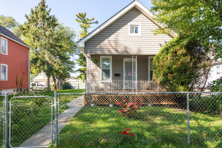 Real Estate Photography - 15724 Lathrop Ave, Harvey, IL, 60426 - Front View