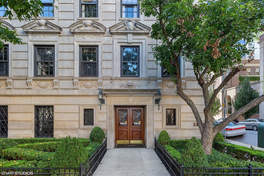 Real Estate Photography - 1366 North Dearborn St, 9A, Chicago, IL, 60610 -