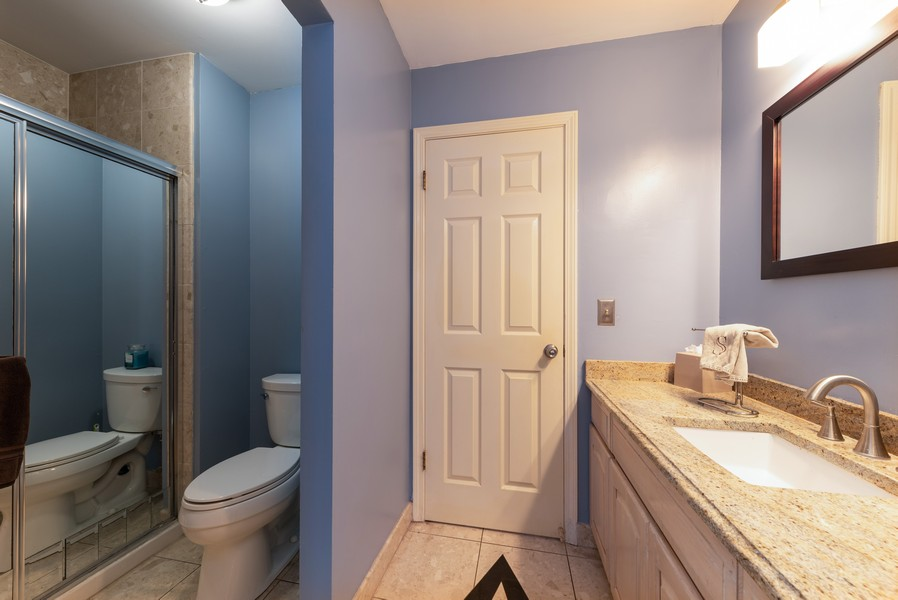 Real Estate Photography - 430 West Whitehall Dr, Arlington Heights, IL, 60004 - 3rd Bathroom