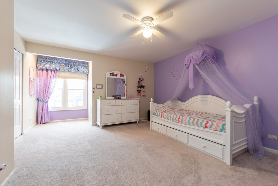 Real Estate Photography - 430 West Whitehall Dr, Arlington Heights, IL, 60004 - 2nd Bedroom